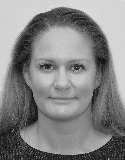 Advokatsekretær Marissa Dawson Gjuga